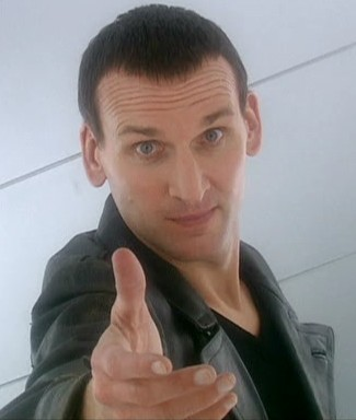 simply fantastic 9th Doctor