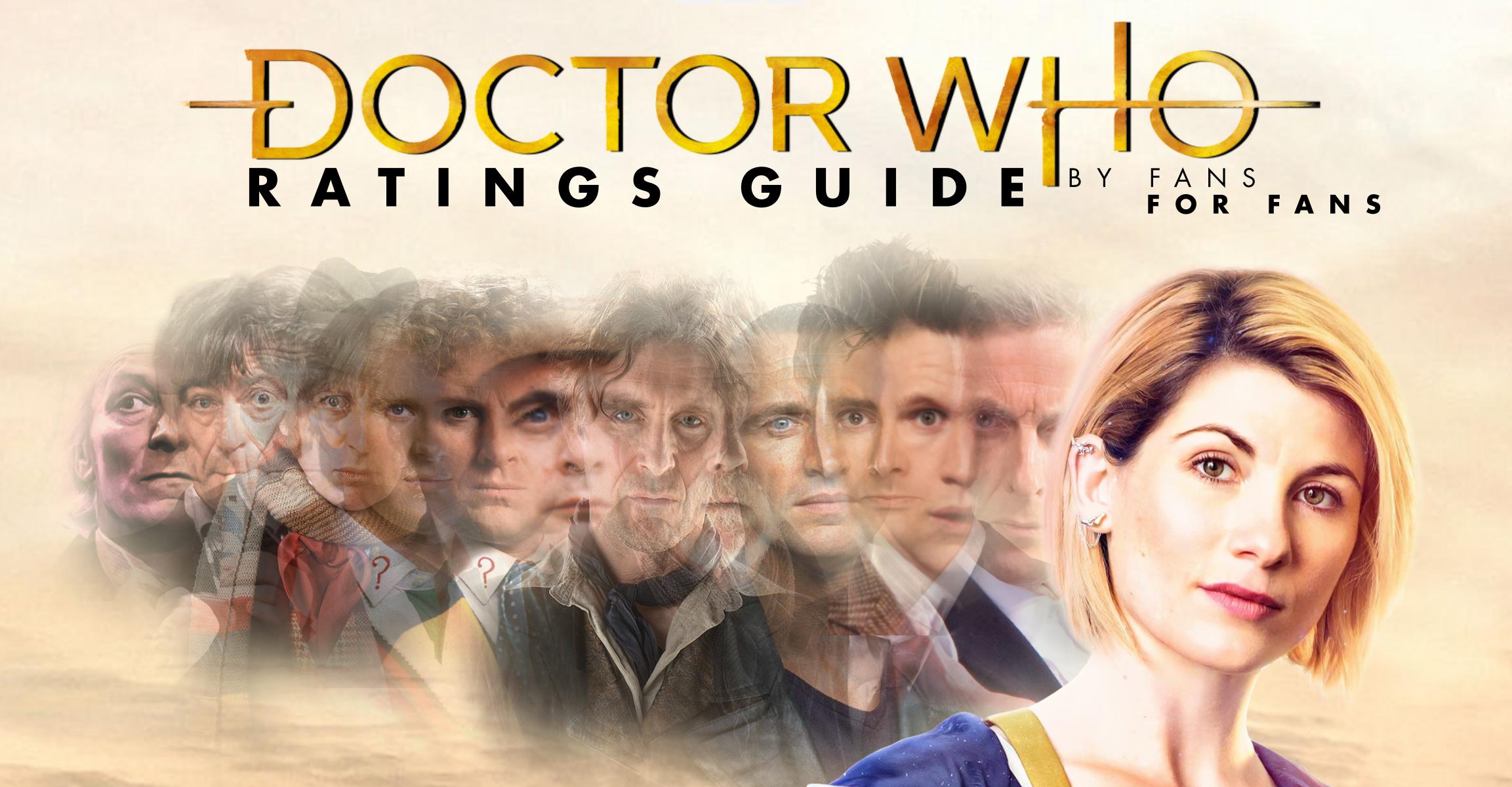 Doctor Who Ratings Guide: Frameless